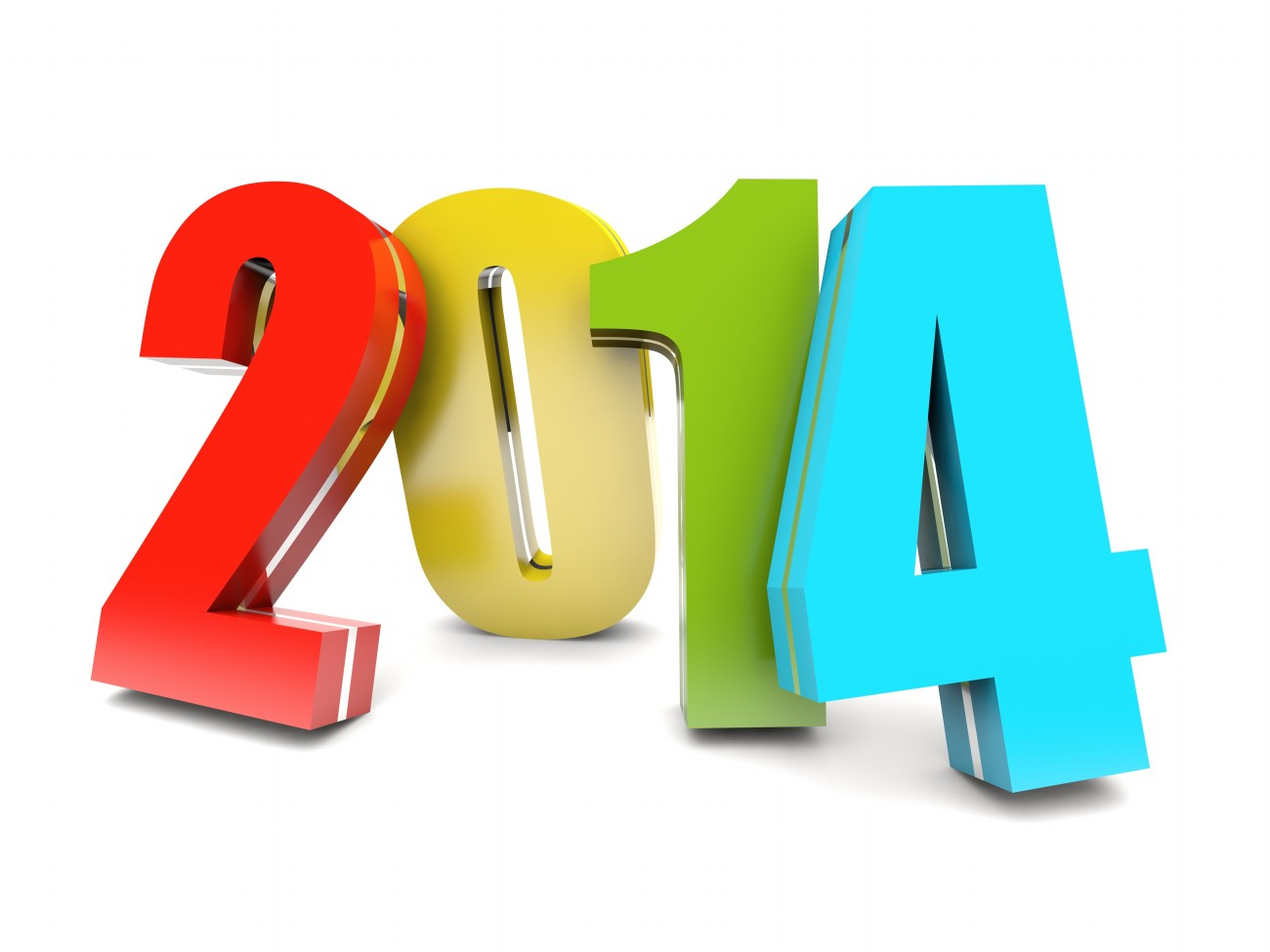 2014-Numbers-Happy-2014-Wallpa