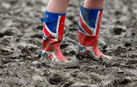 Glasto-Wellies
